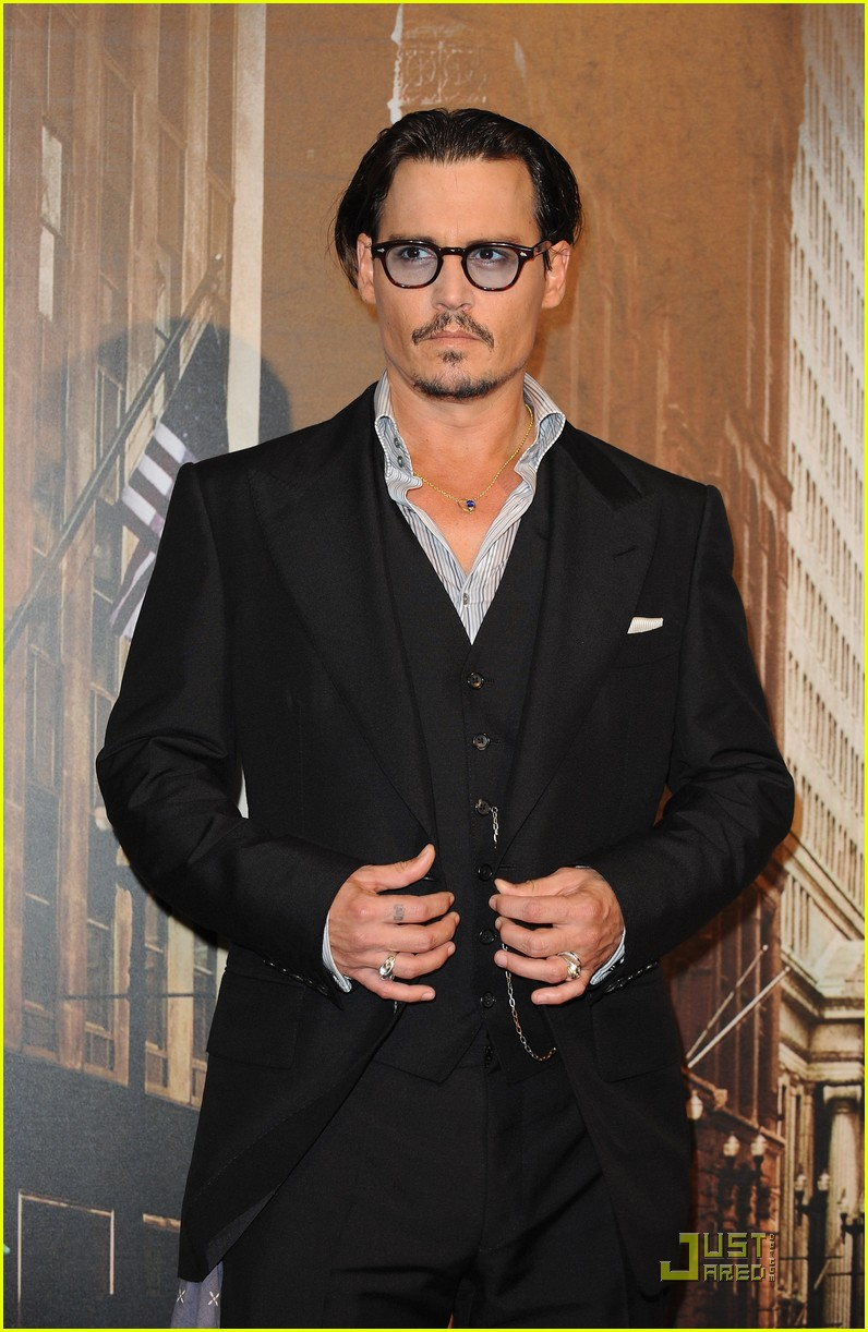 johnny depp paris public 072027611