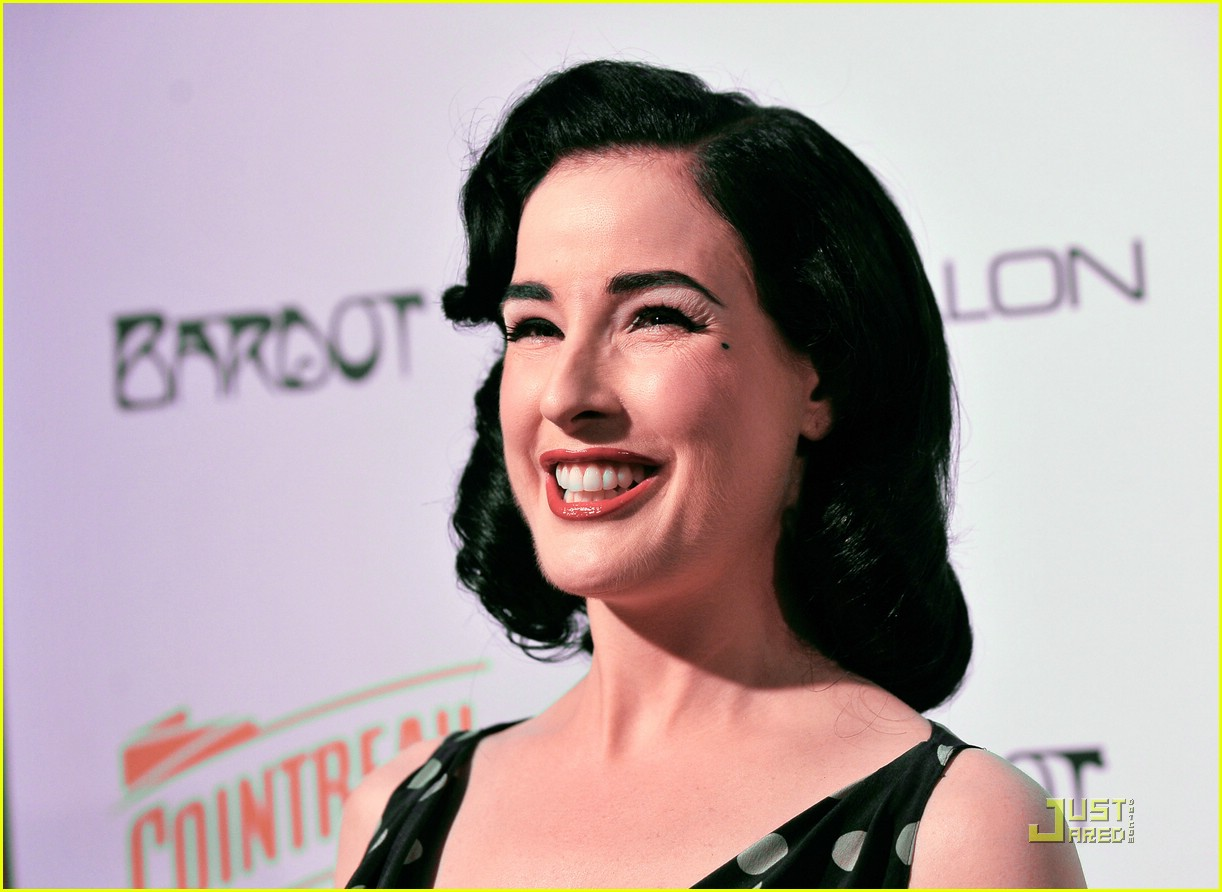 dita von teese martini glass 10