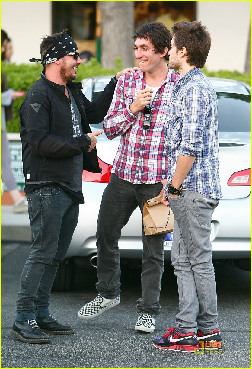 jared leto brent bolthouse fourth of july 08