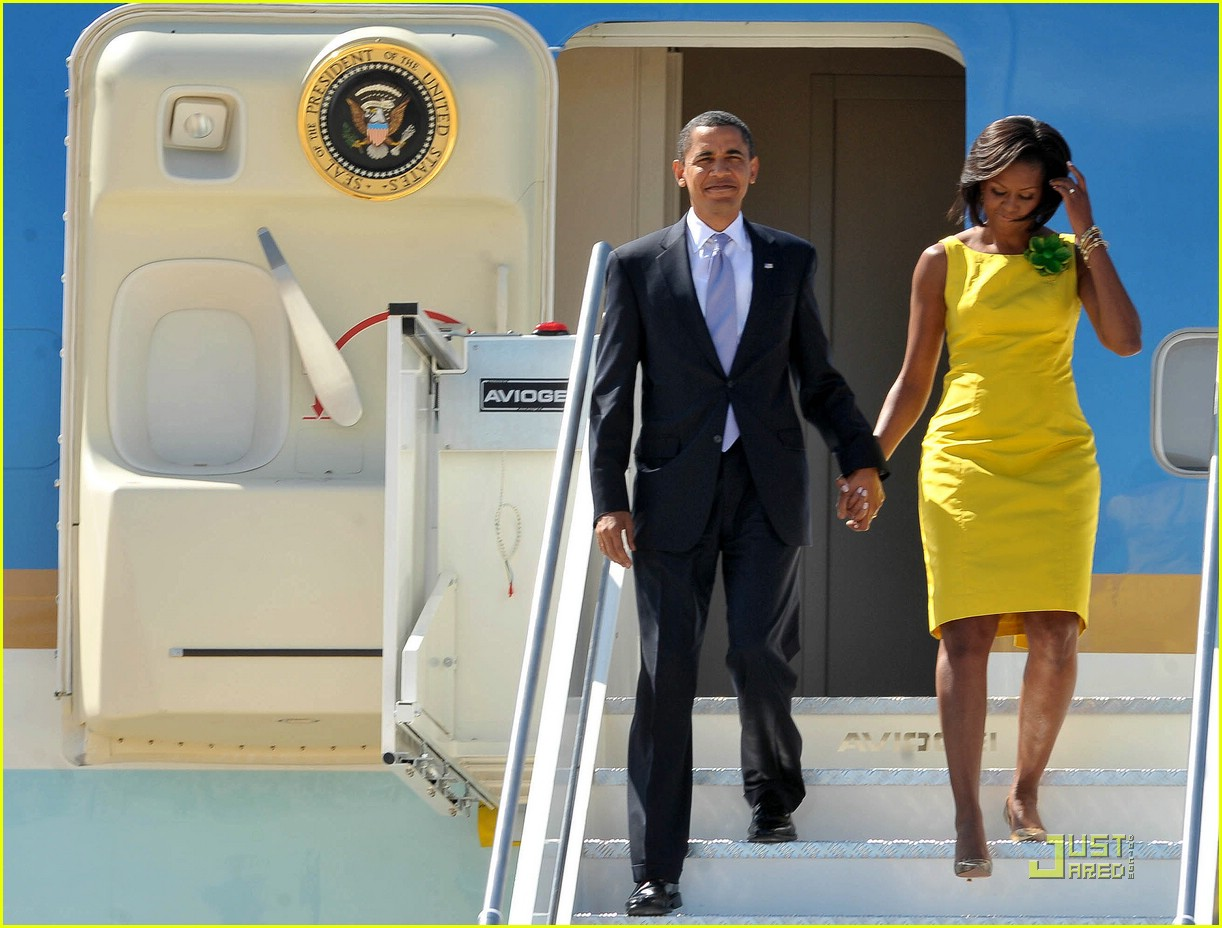 michelle obama hello yellow 012041391