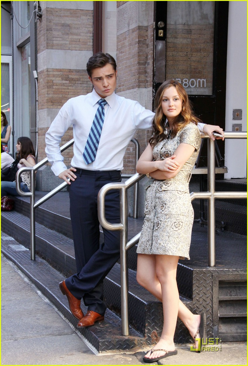 ed westwick and leighton meester relationship 2015 calendar