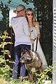 sarah michelle gellar visits the vet 19