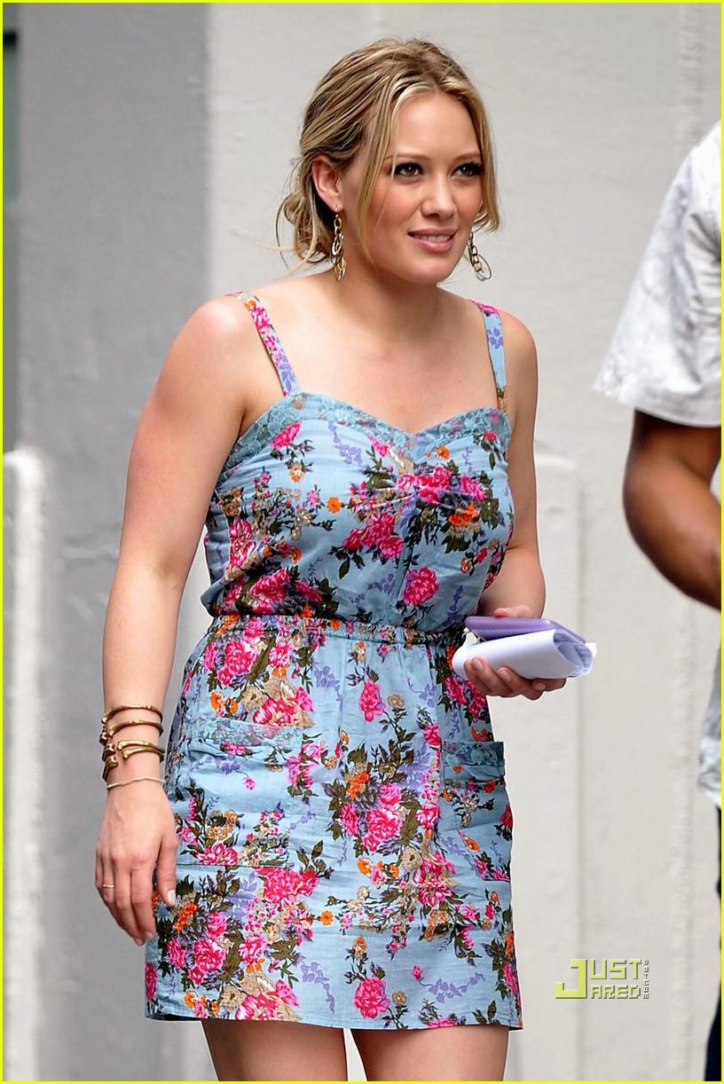 Hilary Duff Gossip Girl