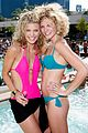 annalynne mccord soaks with her sister 09