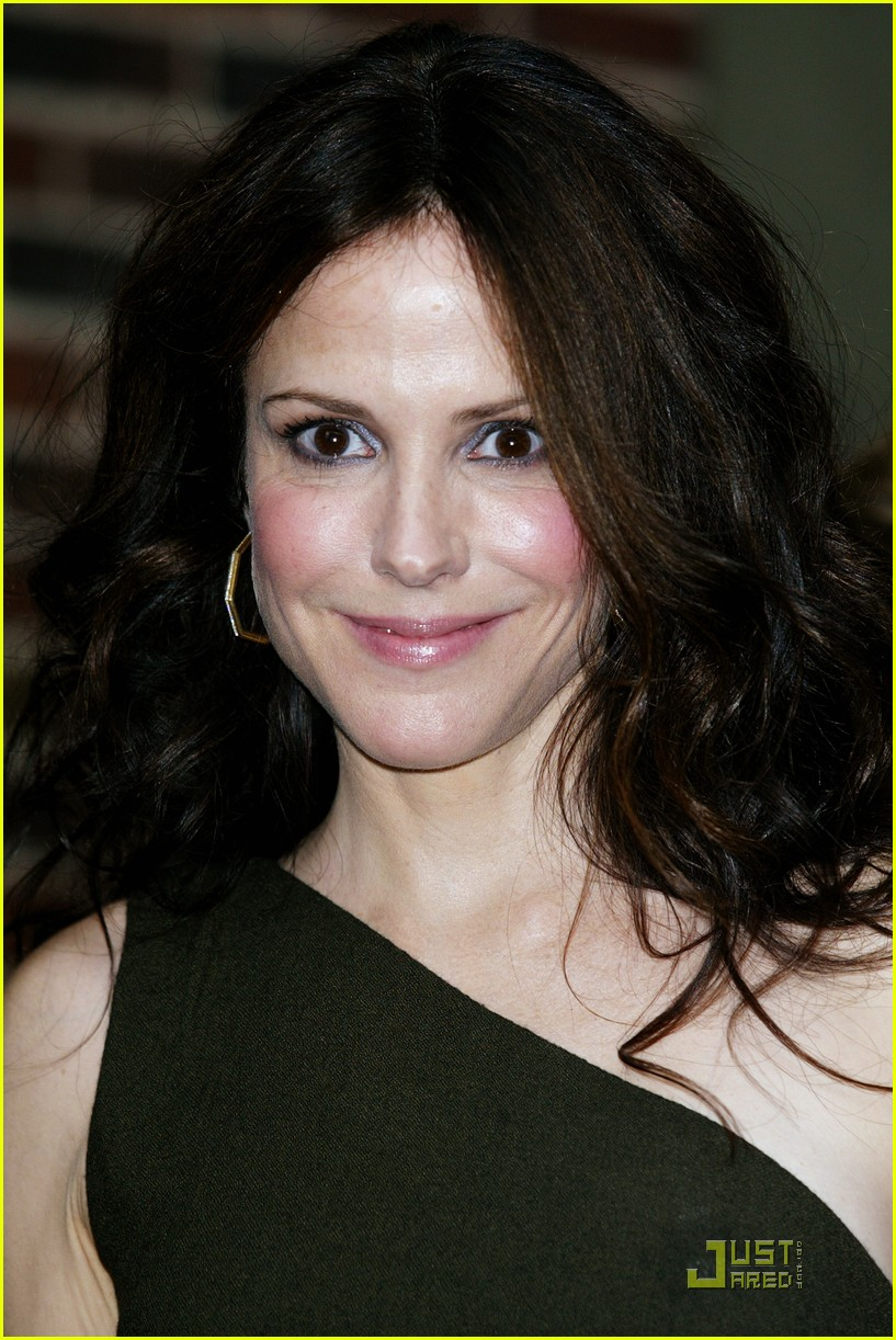 mary louise parker david letterman 10