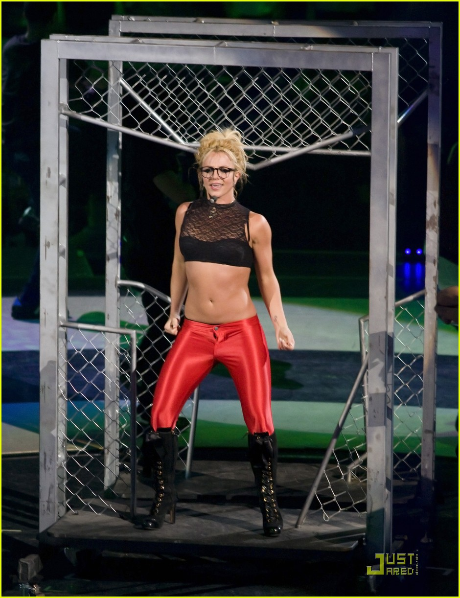 Britney Spears Brings Her Circus To NYC Britney Spears