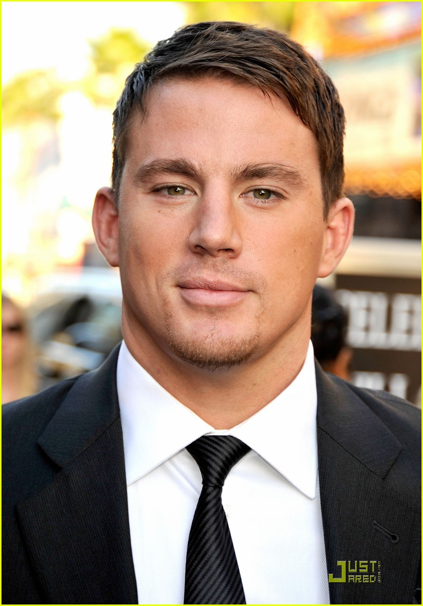 Channing Tatum Hair The Vow