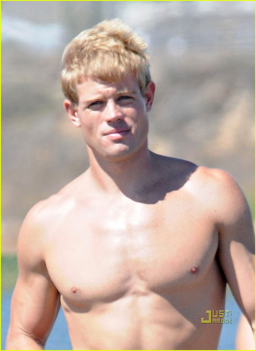trevor donovan shirtless 17