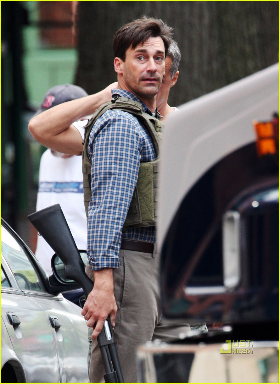 ben affleck jon hamm uniform 122227902