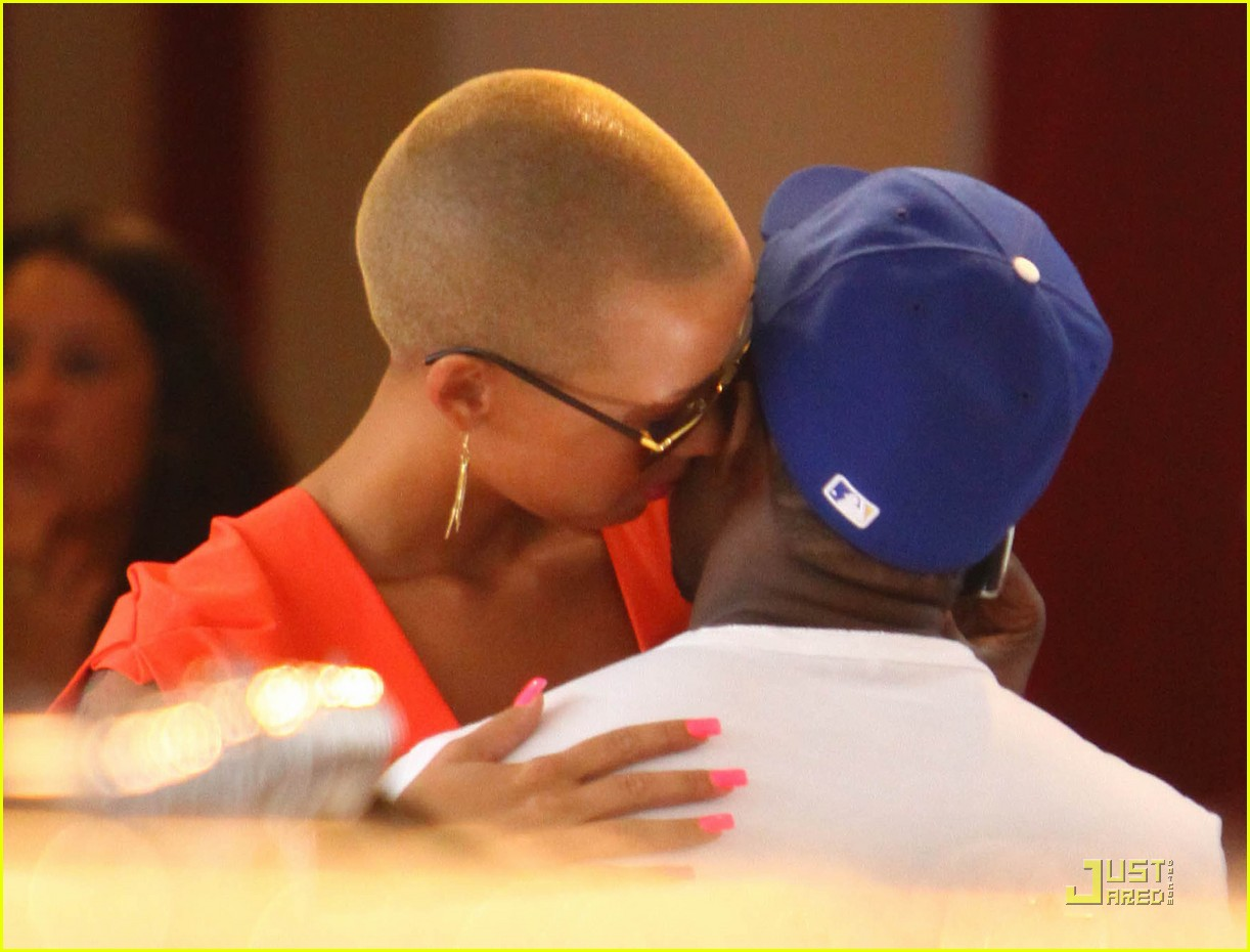 kanye west amber rose intermix 032184121