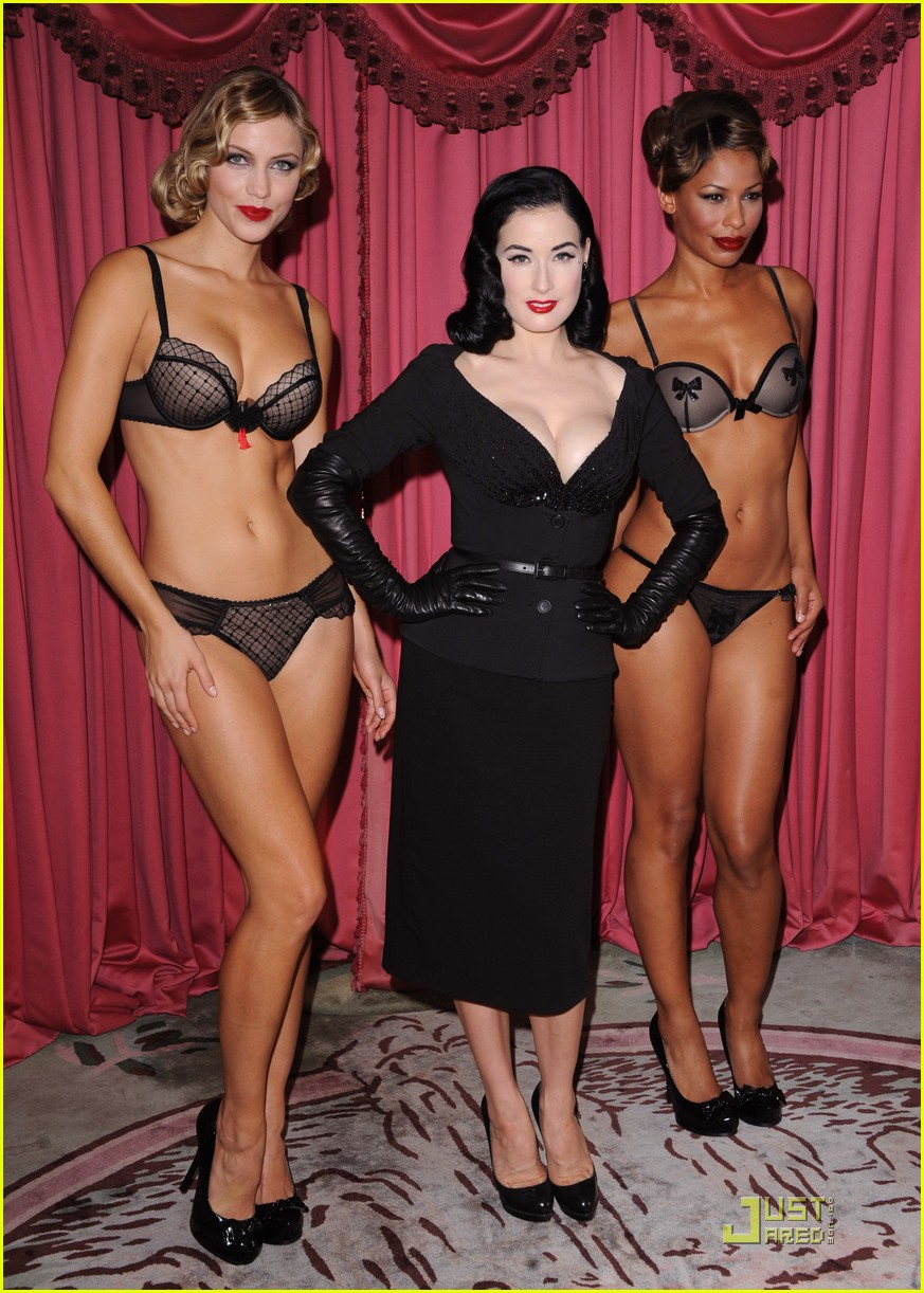 dita wonderbra party edition 032238911
