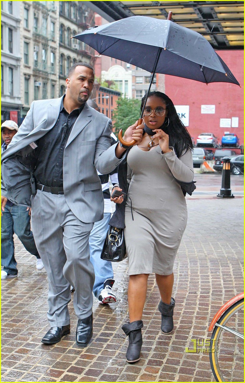 jennifer hudson post baby body 04