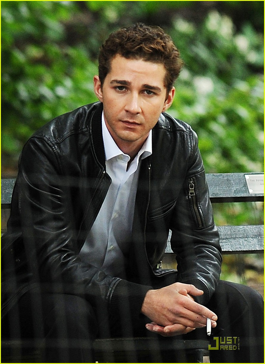shia labeouf wall street watchful 14