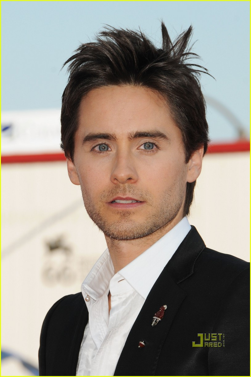 Jared Leto is Venice's Mr. Nobody: Photo 2207542 | Jared Leto Pictures ...
