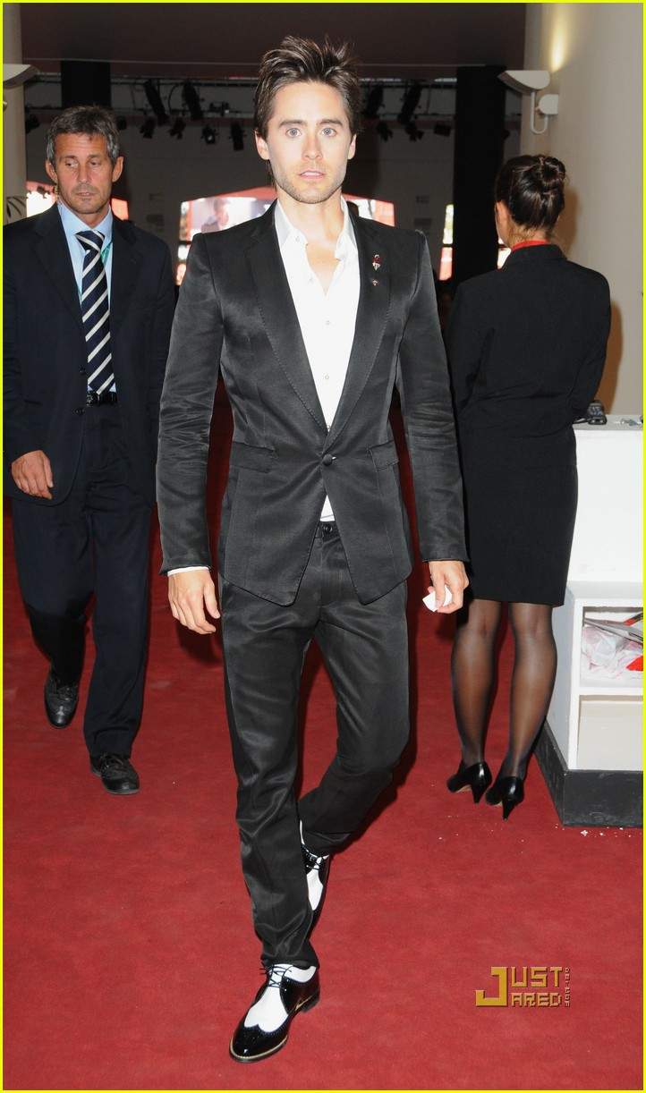 jared leto venice film festival mr nobody 07