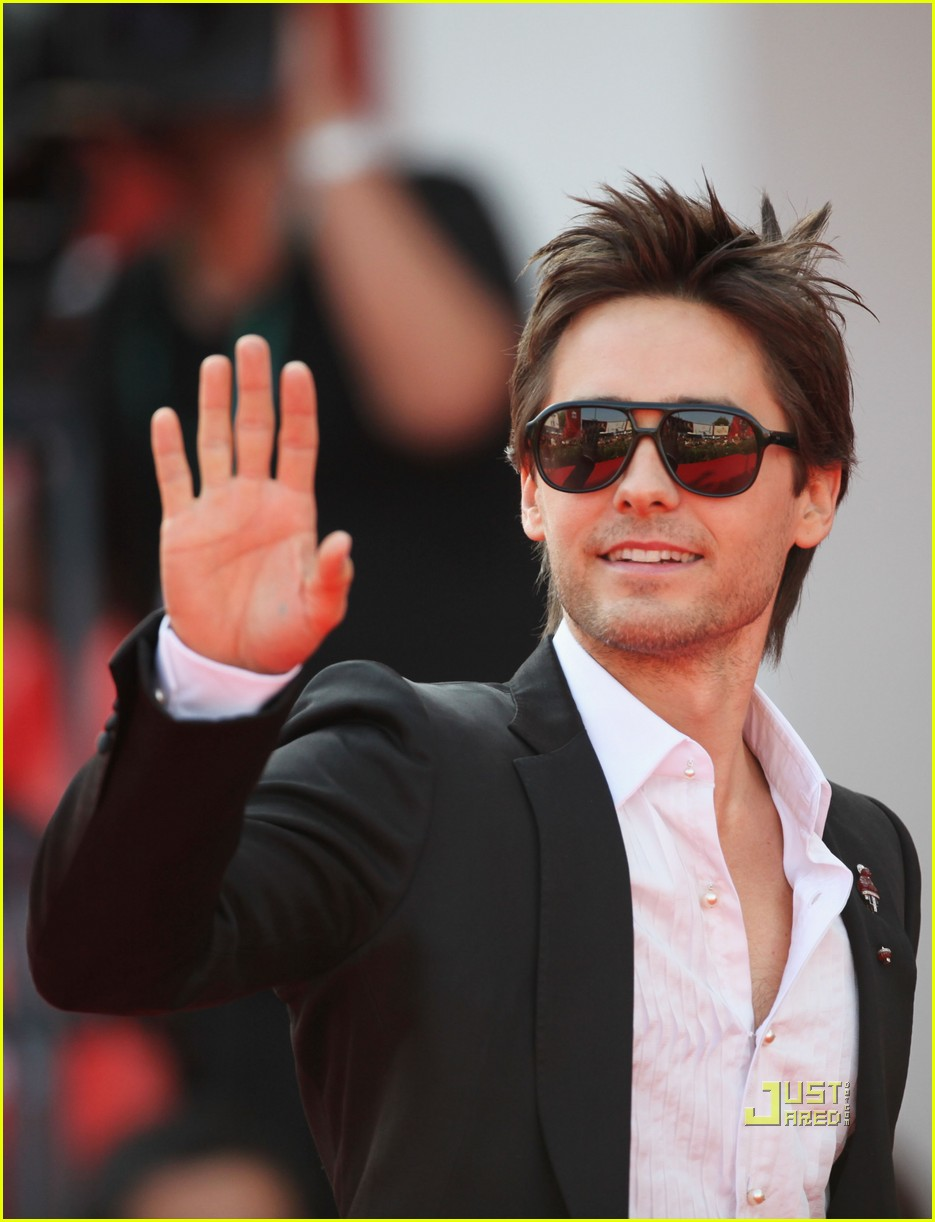 jared leto venice film festival mr nobody 11