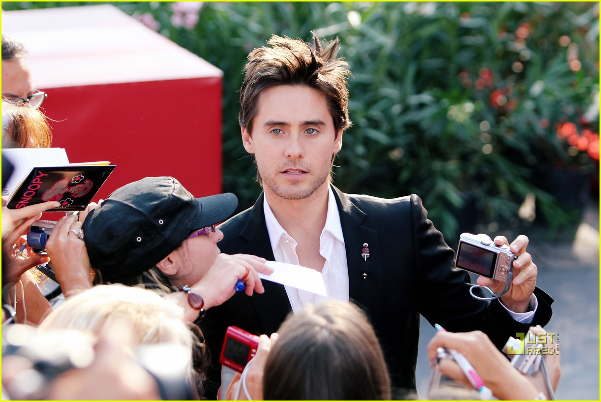jared leto venice film festival mr nobody 13