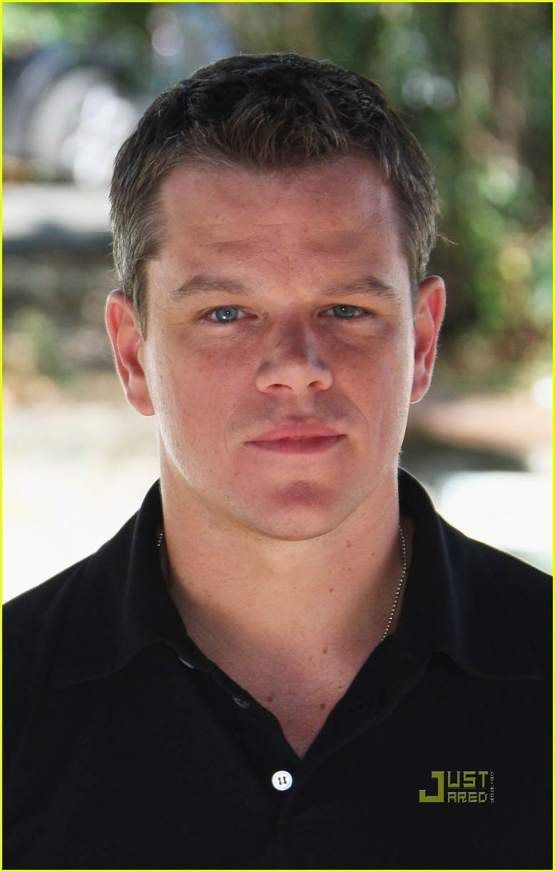 Matt Damon Informant Matt Damon Informant Venice