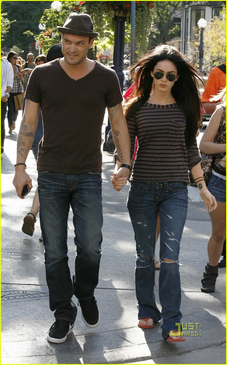 megan fox brian austin green sushi 06