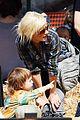 christina aguilera visits a pumpkin patch 15