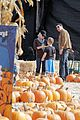 david boreanaz pumpkin picking 14