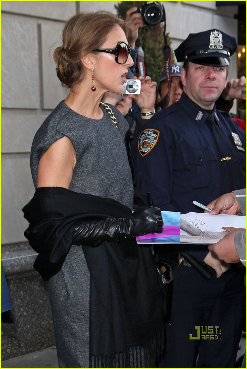 celine dion big apple pregnancy 04