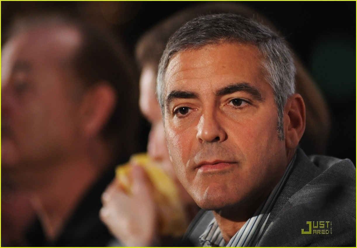 george clooney fantastic photos 282287402
