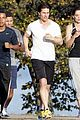 tom cruise katie holmes charles river run 23