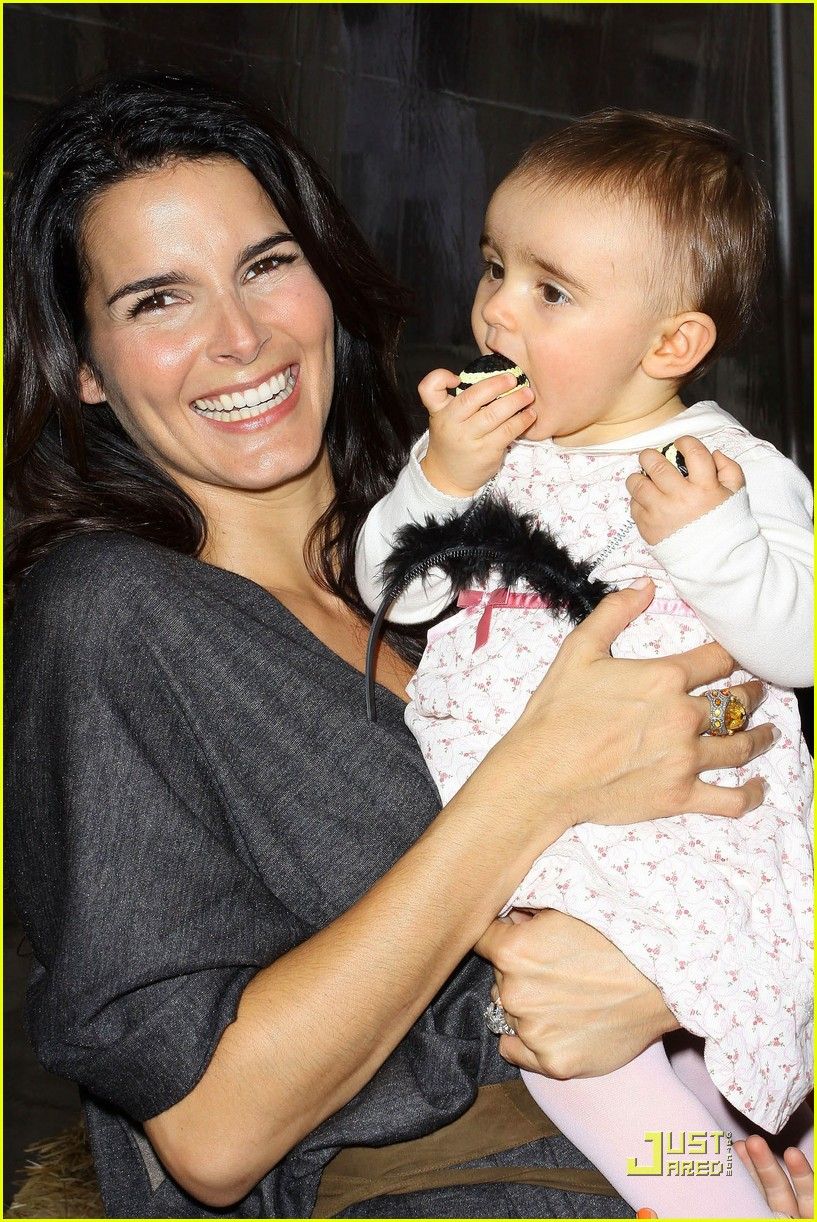 angie harmon celebrates chocolate milk 11