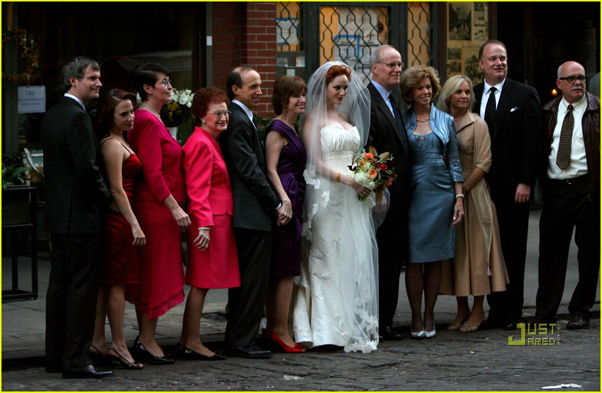 christina hendricks wedding pictures 05