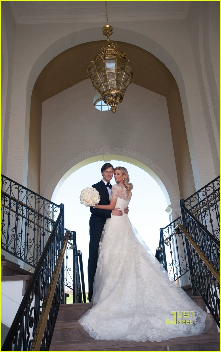 Ivanka Trump First Wedding Pictures Photo 2314101