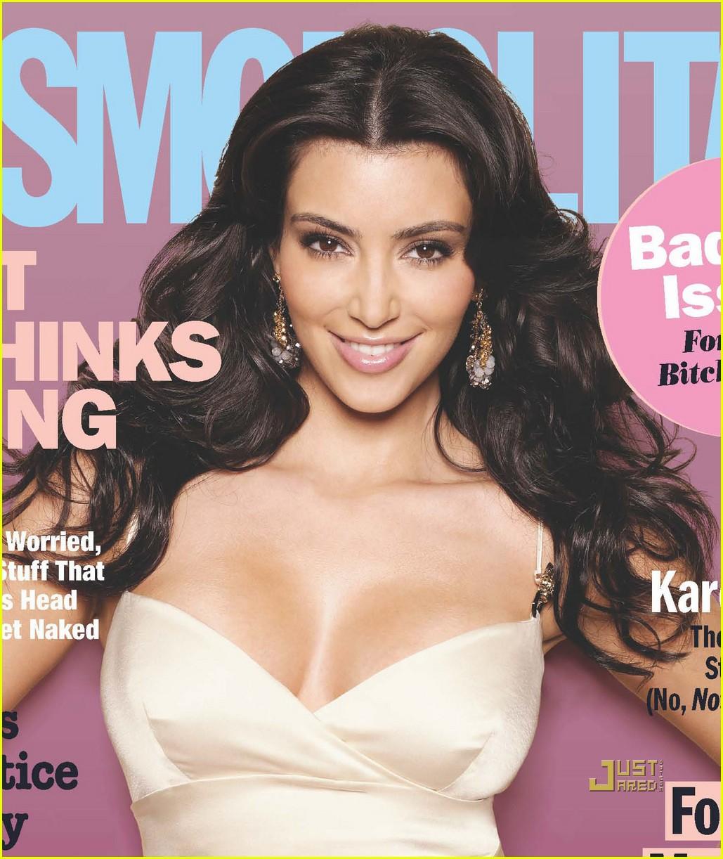 kim kardashian cosmopolitan november 2009 01
