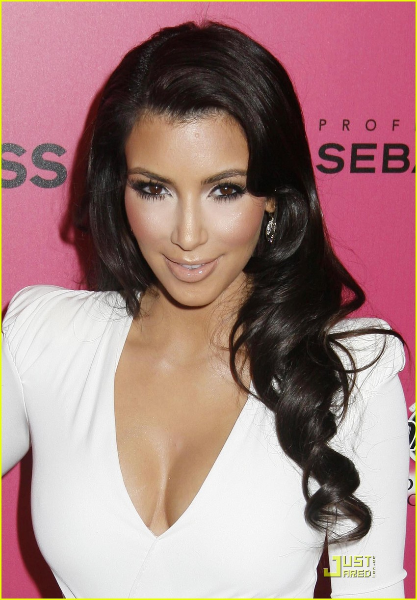 kim kardashian 2009 annual hollywood style awards 06