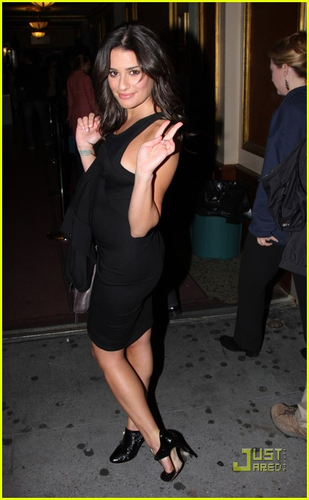 lea michele rock of ages 01