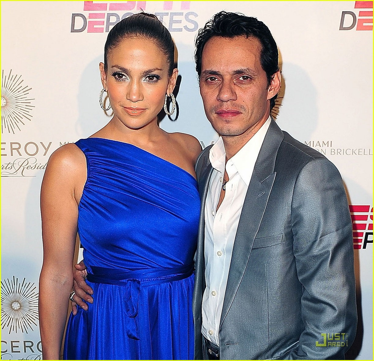 jennifer lopez marc anthony espn dolphins 05