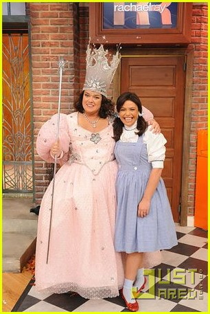 rachael ray rosie o donnell halloween