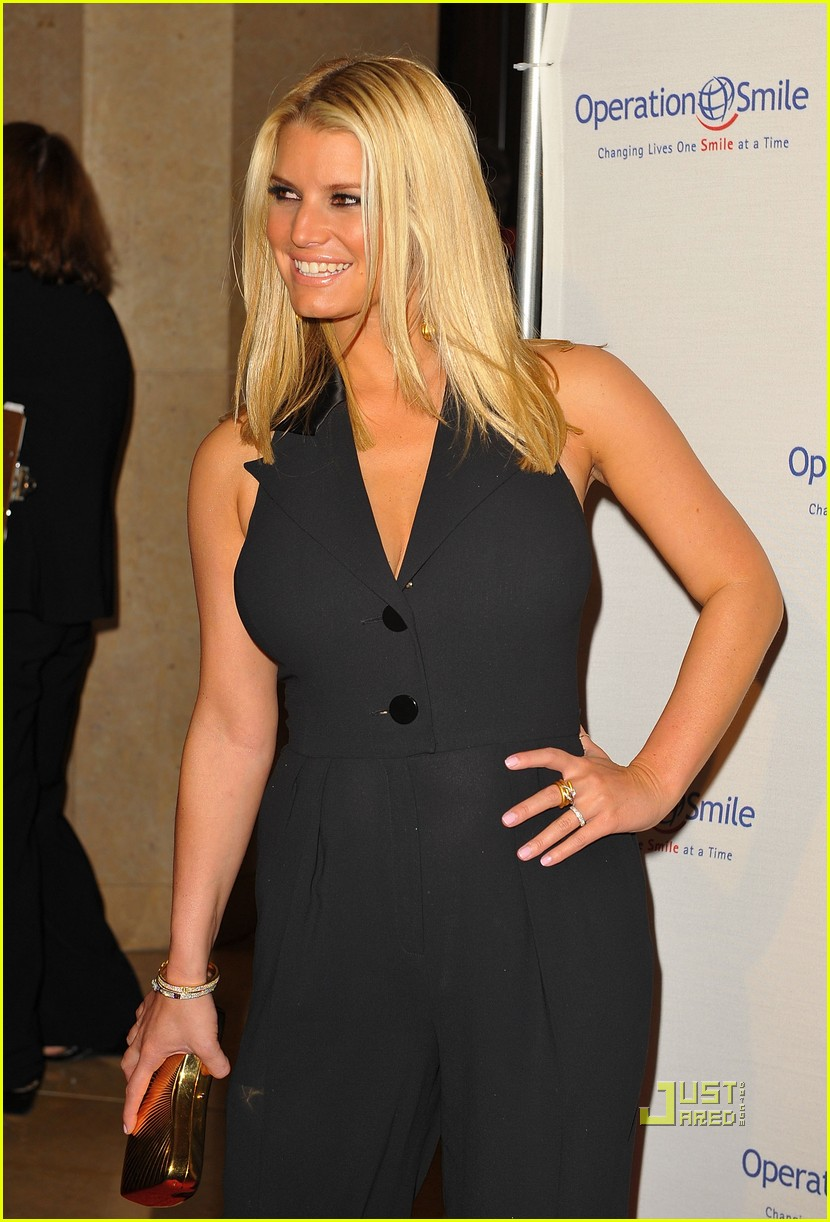 jessica simpson operation smile 05