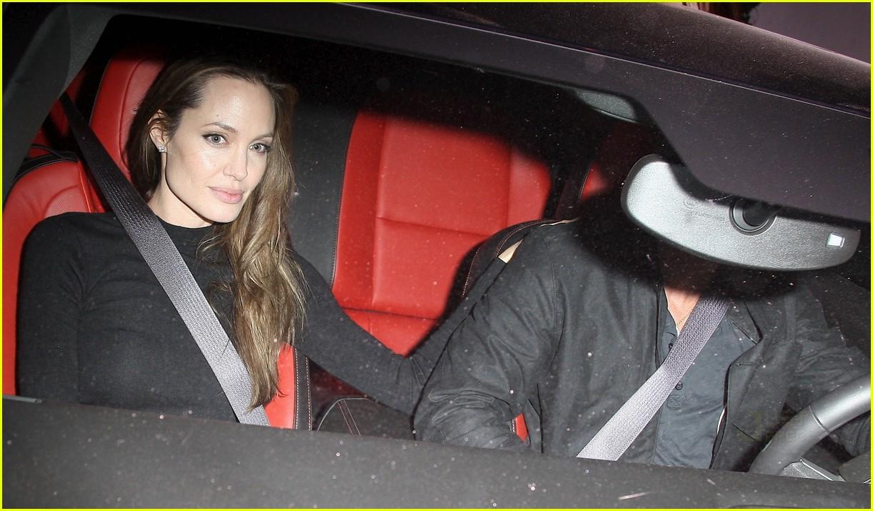 Brad Pitt & Angeli...