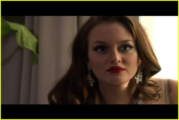 leighton meester somebody to love music video bts 12