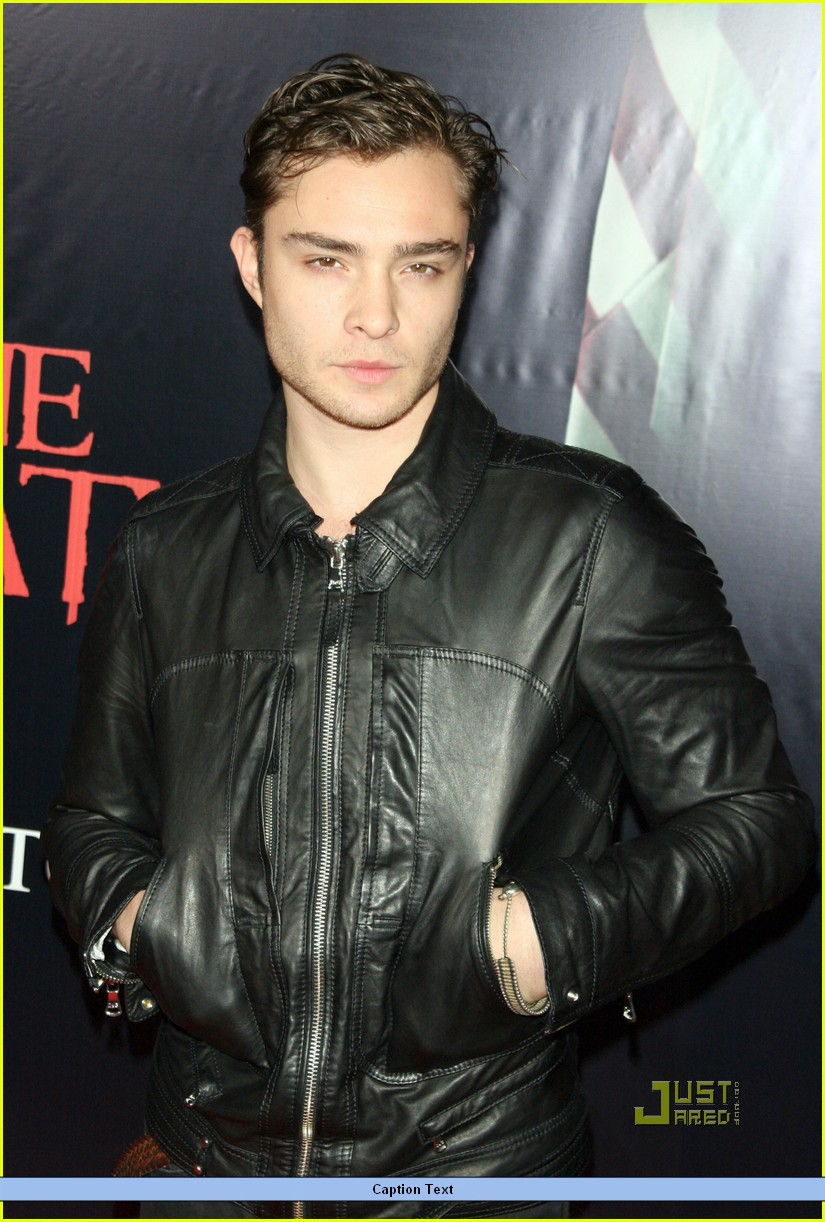 ed westwick feather tattoo 08