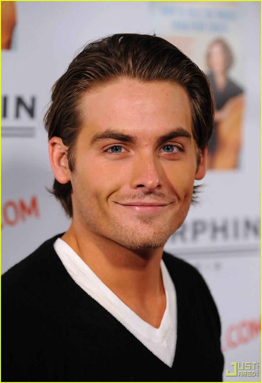 Kevin zegers learns how to rule the world