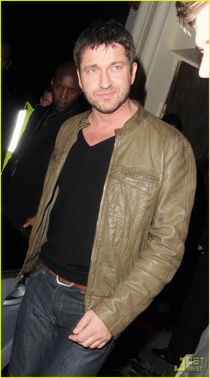 gerard butler 40th birthday london 022356702