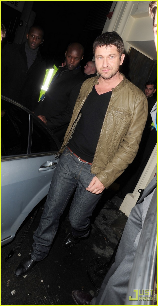 gerard butler 40th birthday london 07