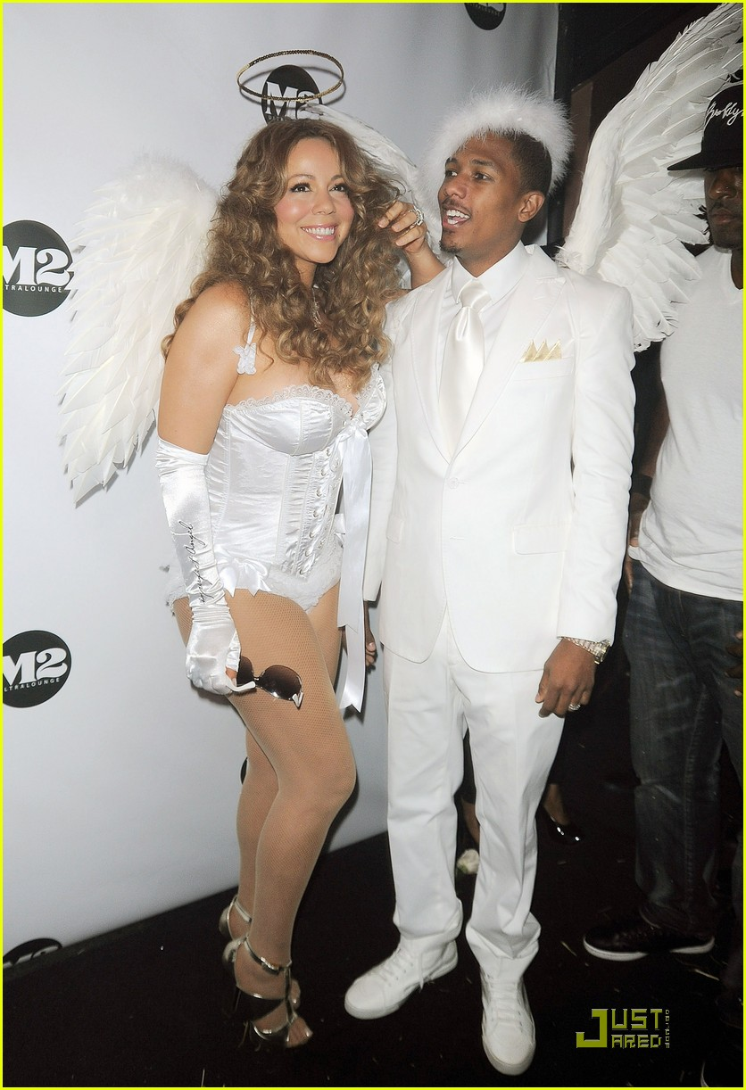 mariah carey nick cannon are angels 02