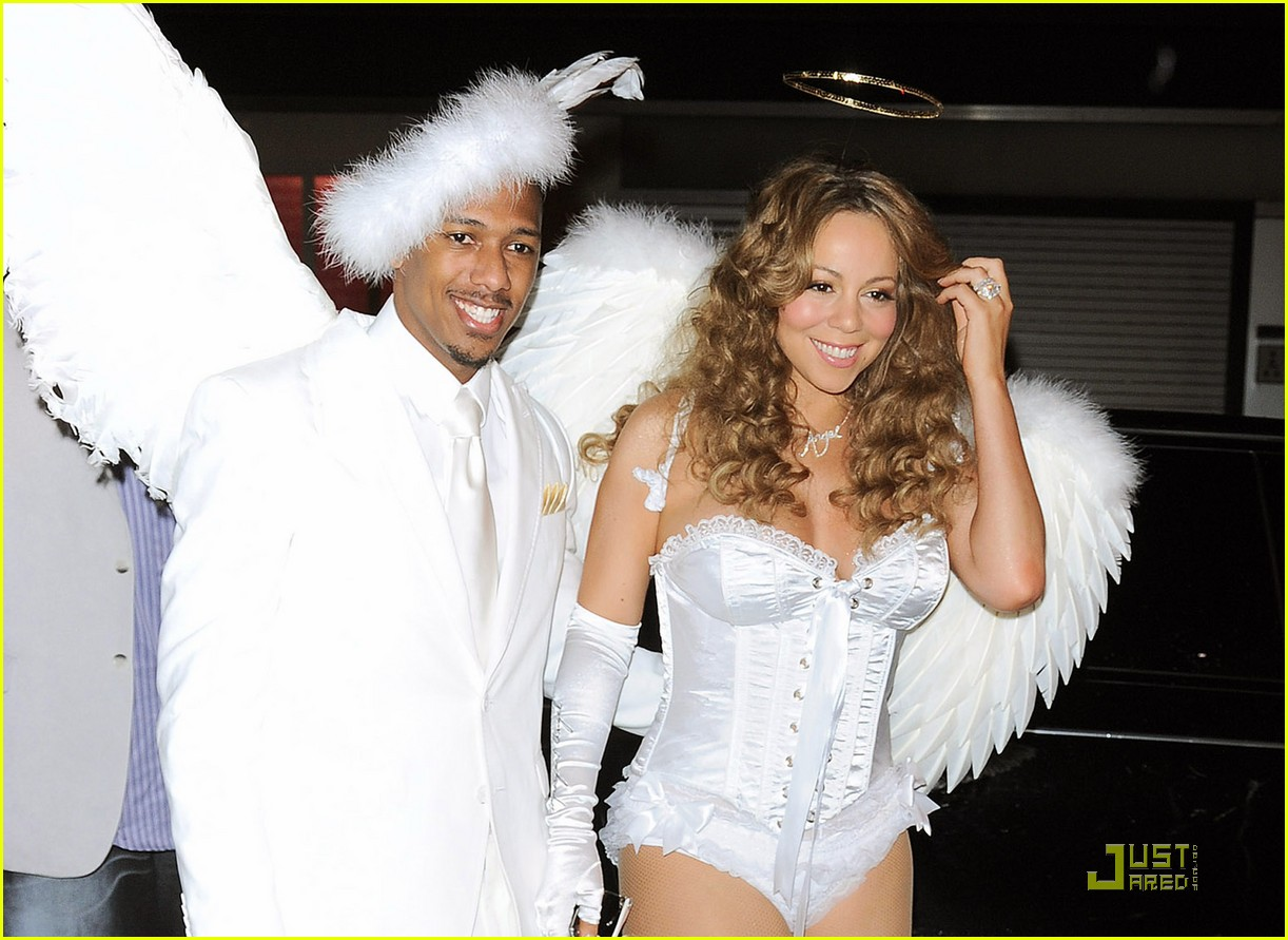 mariah carey nick cannon are angels 03