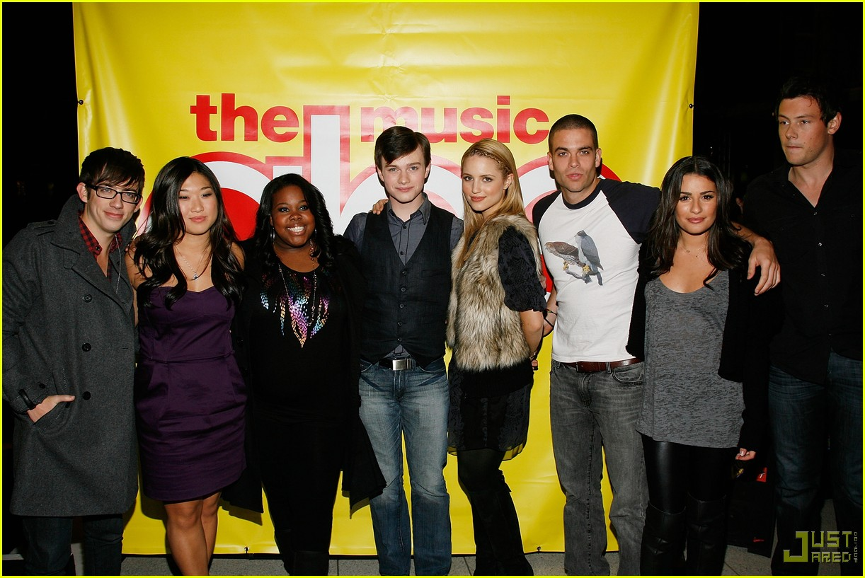 glee cast autograph signings 29