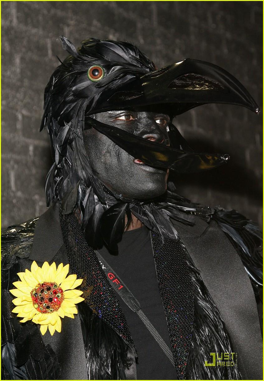 heidi klum seal black crows 15