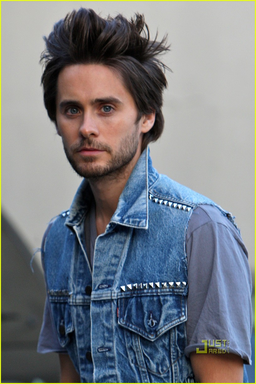 Jared Leto Gets The Hives: Photo 2341022 | Jared Leto, Shannon Leto ...