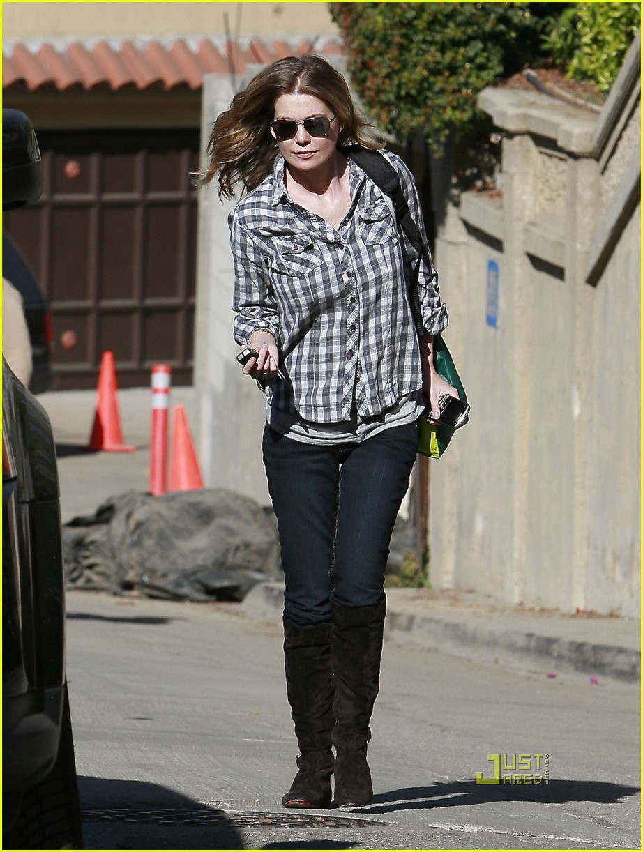 ellen pompeo greys anatomy webisode. 062381741
