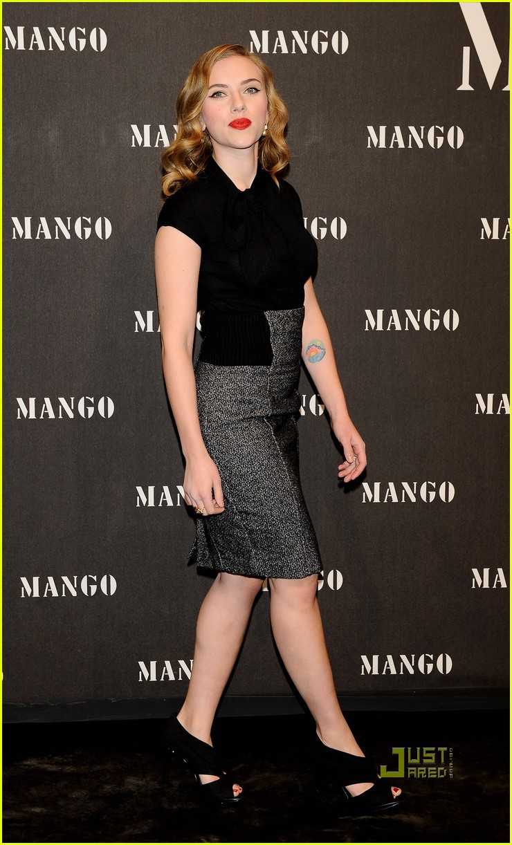 scarlett johansson mango new collection 05
